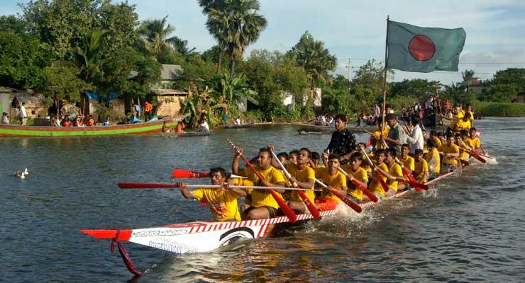Noukabaich, Bangladesh Traditional Sports