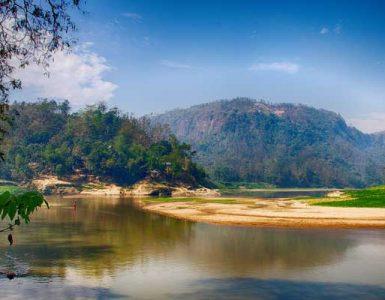 Beautiful Scene of Lama, Bandarban