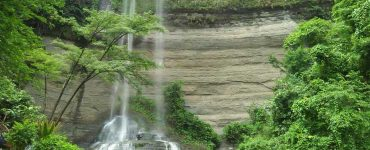 Shuvolong Waterfall situated in Rangamati. It's really giant and huge during monsoon.